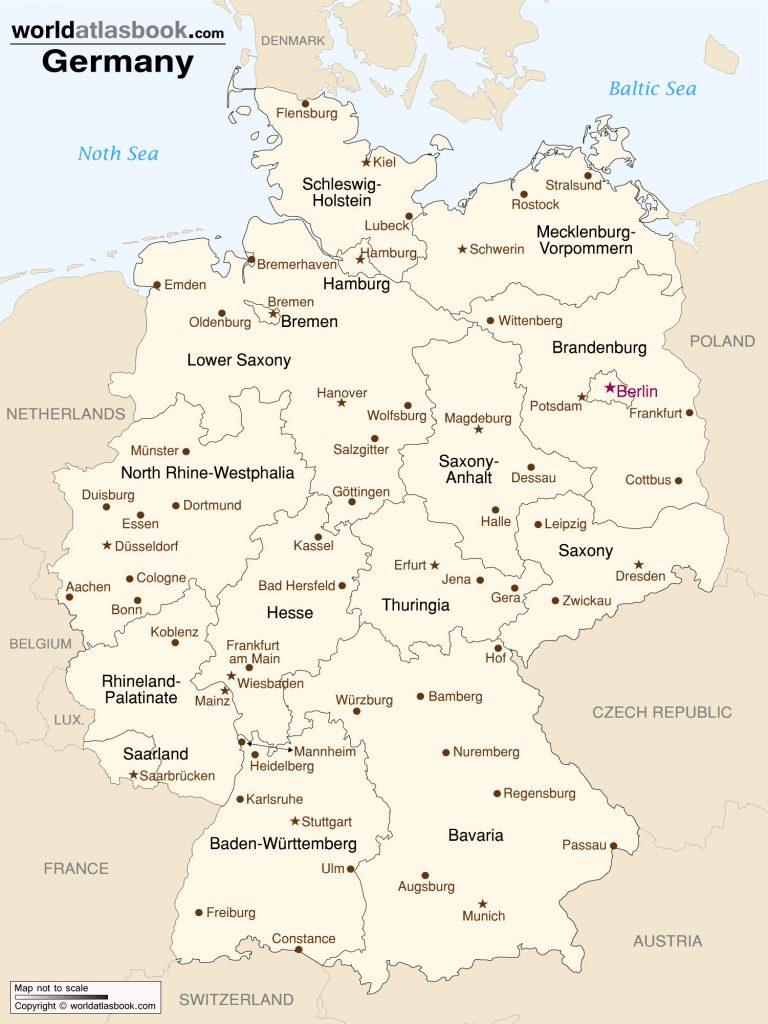 Germany FKK Clubs