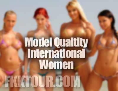 Nothing but Model Quality International Women