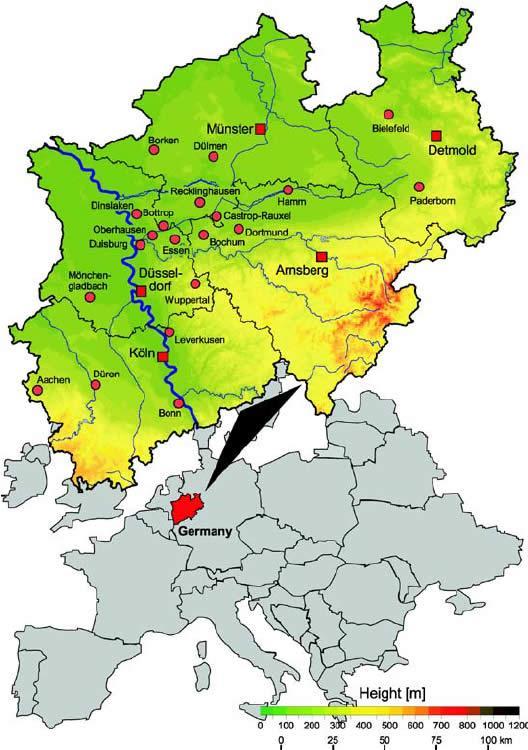 North-Rhine-Westphalia-NRW-